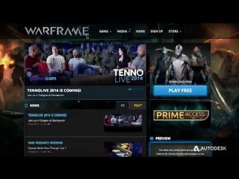 Digital Extremes: Going Free-to-Play with Warframe