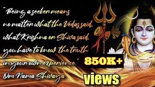 Arunaiyin Perumagane Shivan  Bakthi Song (AUM NAMO SHIVAYA)