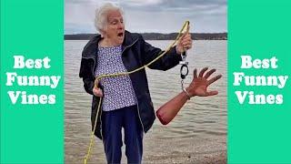 Funny Ross Smith Grandma Tik Tok 2020 (W/Tittles) - Best Funny Vines