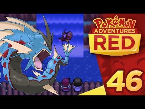 Pokemon Adventures: Red Chapter - Part 46 - Mega Gyarados X!
