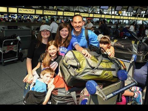 Nefesh B'Nefesh July 2014 - Aliyah Charter Flight to Israel | NBN