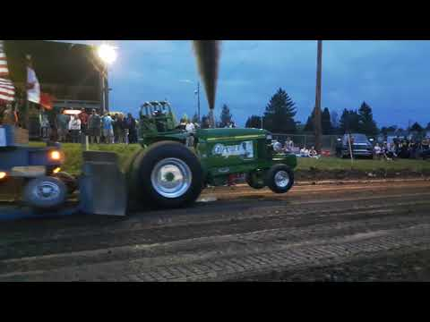 Heavy pro stock class in Centerville 2018