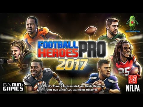FOOTBALL HEROES PRO 2017 iOS / Android Gameplay Trailer HD