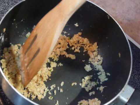 How to make Cream of Mushroom Soup?