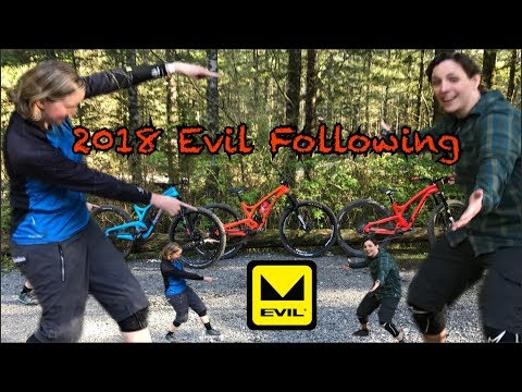 Mountain Biking With The Ladies of Seattle | 2018 Evil Following Test Ride | Tiger Mountain