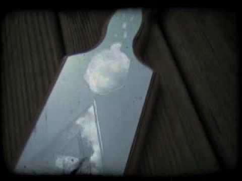 Divine 9 Mirrored paddle
