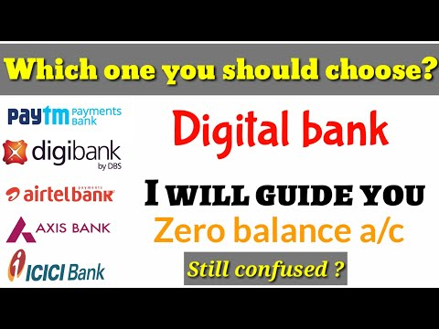 How to Choose Best Digital bank