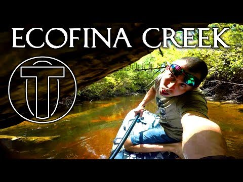 Conquering Econfina Creek - Kayak Camping Overnighter