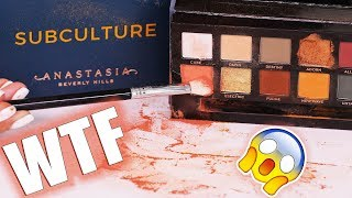 ABH SUBCULTURE PALETTE DRAMA ... WTF ???