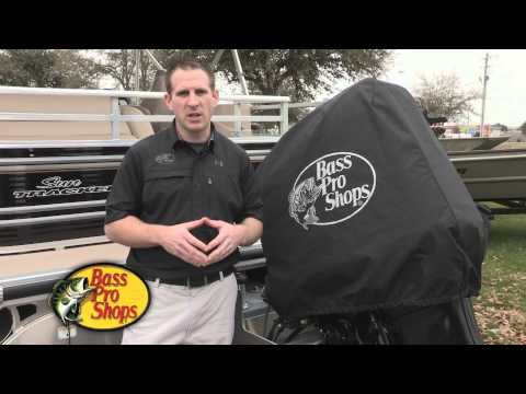 Bass Pro Shops Motor Cover