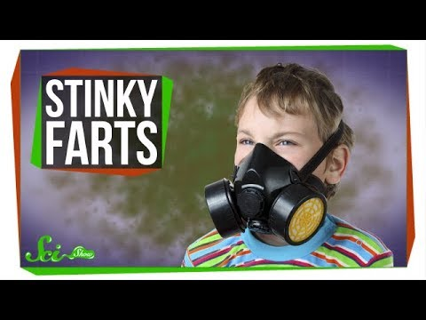 Why Do Some Farts Smell So Bad?