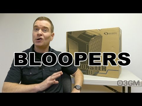 Bloopers: It a F^#& Monster!