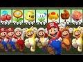 Super Mario 3D World All Power Ups