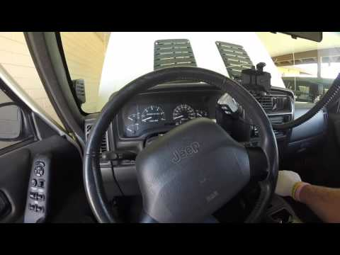 Neutral Safety Switch fix on Jeep Cherokee