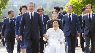 S.Korean president says