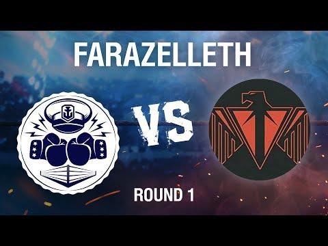 The Ring: Round 1 - Farazelleth || World of Warships