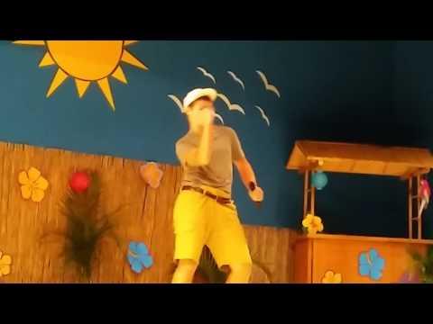 Grant's talent show..St. Joes Palm Bay..FLO RI DA..MY HOUSE