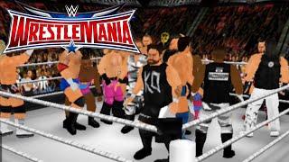 Top 5 Running Finishers in WWE (Wrestling Revolution 3D)