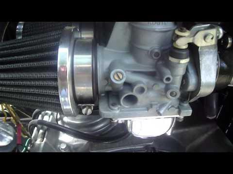 KZ650 carb tuning