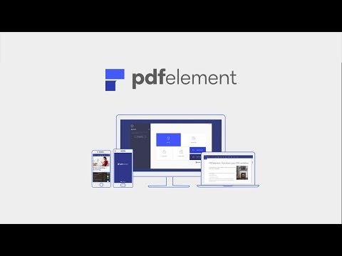 PDFelement - A Better Alternative to Adobe® Acrobat®