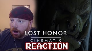 LOST HONOR CINEMATIC - Krimson KB REACTS!