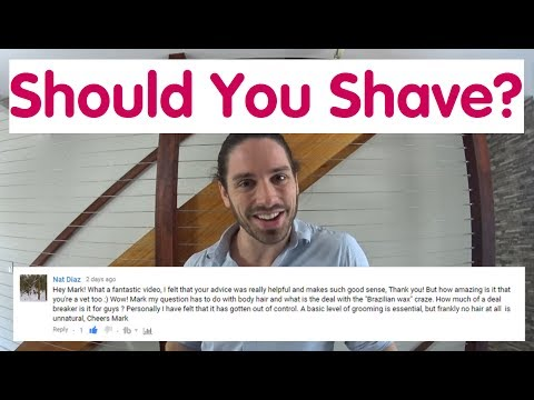 Is Pubic Hair A Turnoff To A Guy - Ask Mark #22