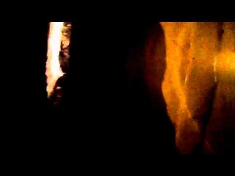 Glow Discharge In Vacuum Chamber