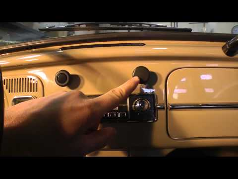 Classic VW BuGs Pt. 4 The Vintage One Year Only 1967 Beetle Features, Changes, & Upgrades