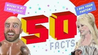 50 animated facts to blow your mind