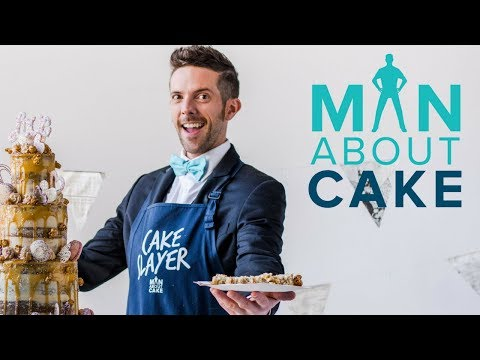 WEDDING CAKE FAQ'S - Joshua Answers Fan's Wedding Cake Questions | Man About Cake