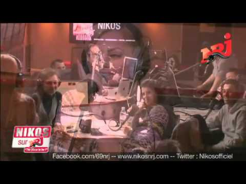 Alexandra Stan Get Back ( ASAP) live on NRJ Radio   Alexandra Stan2.flv