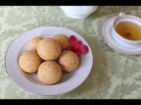 Sesame Balls Recipe
