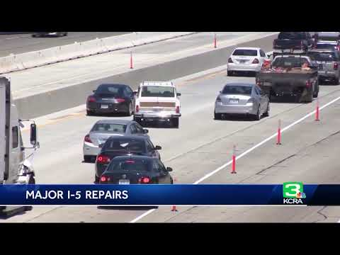 Gas tax to fund I-5 construction from Sacramento to Elk Grove
