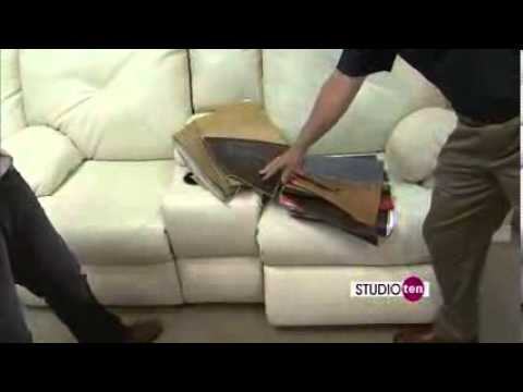 Different Types of Leather - Shopping Sofas - (w/ BarrowFurniture)