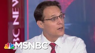 By The Numbers: Steve Kornacki Breaks Down Why Sen. Harris Dropped Out | Velshi & Ruhle | MSNBC