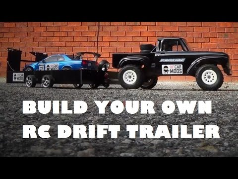 Build your own RC Trailer