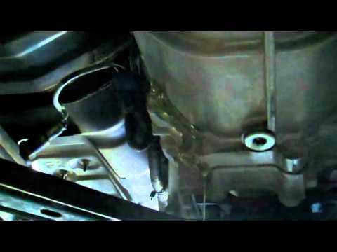 Manual Transmission Oil Change on 2007 Nissan Frontier