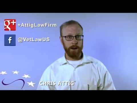 Meet VA Accredited Attorney, Chris Attig
