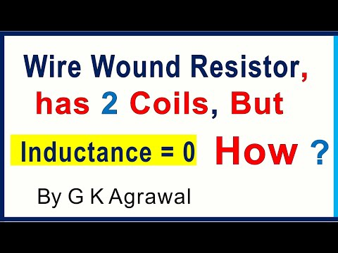 Non Inductive Wire Wound Resistor