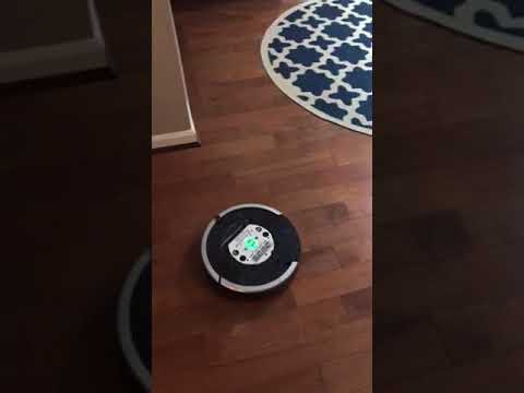 Roomba 780 - Issues getting stuck
