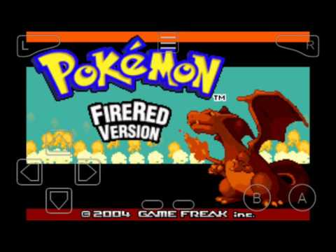 Pokemon super fire red how to evolve your pokemon into mega evolution