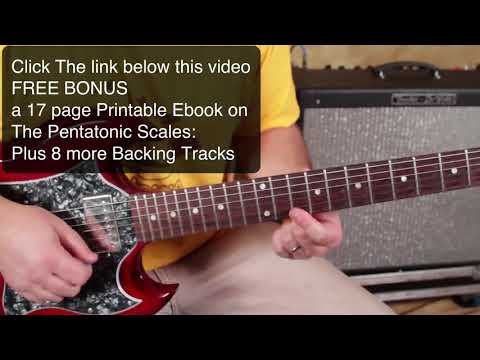 The Three Keys to Blues Soloing