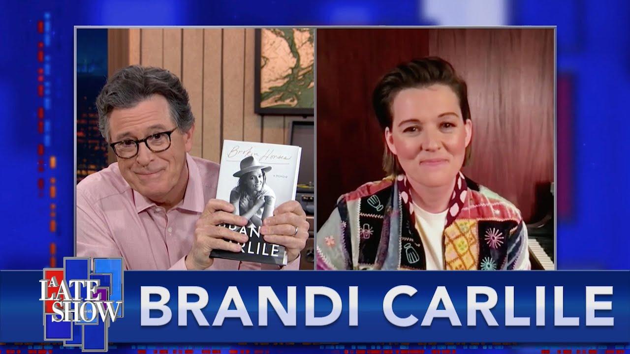 "Brandi Carlile's Memoir ""Broken Horses"" Shows That Beautiful Things Can Come From Trauma"