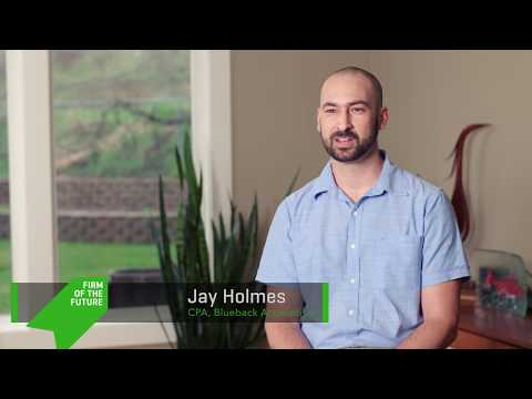 How QuickBooks Online Enables Blueback Accounting to Deliver a New Level of Client Service