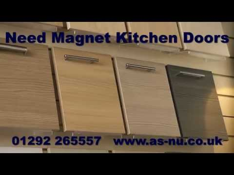 Magnet Kitchen Doors and Magnet Kitchens