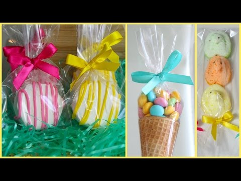 3 QUICK & EASY EASTER/SPRING TREATS
