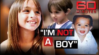 The youngest transgender child in the world | 60 Minutes Australia