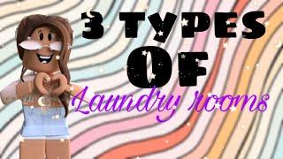 Laundry Room 6k Bloxburg