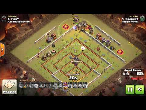 Reddit Viper vs AYS | CWL week 7 | Queen charging ITs + Freeze spell 10v10