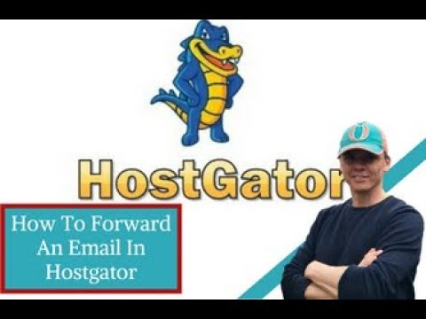 How To Forward An Email In Hostgator